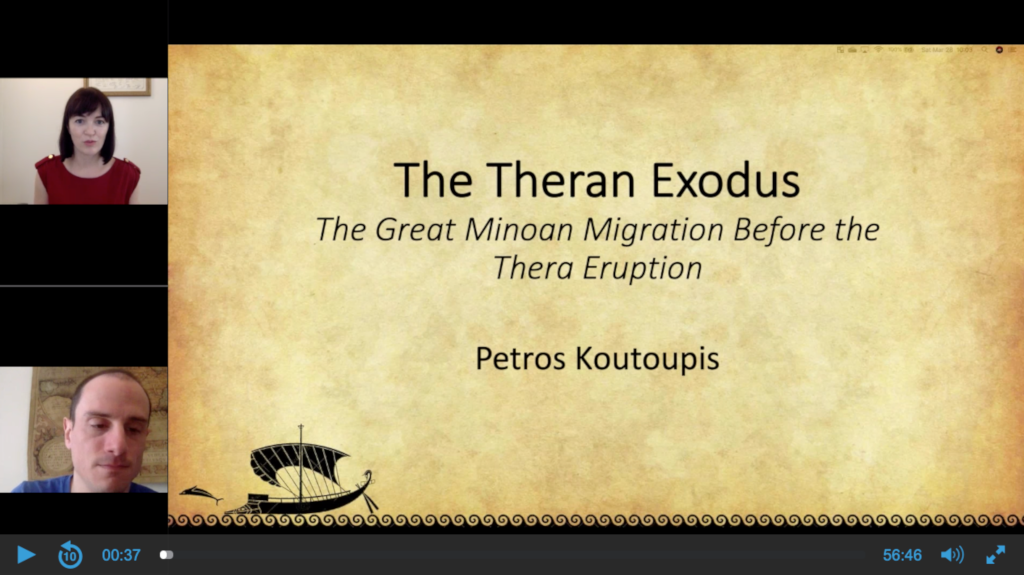 The Theran Exodus