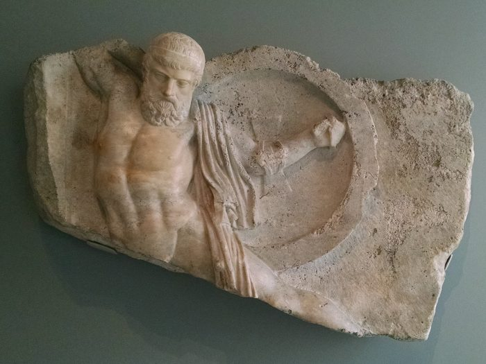 Relief of a Fallen Warrior