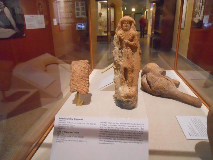 Gilgamesh (and Humbaba)