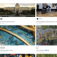 [Tools] Virtual Tours of more than 2000 museums and institutions