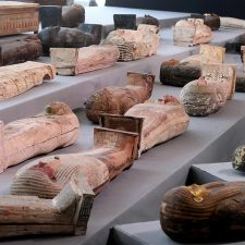 [Article] 100 Perfectly Preserved Egyptian Coffins Discovered in the Necropolis of Saqqara
