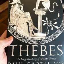 [Publications] Thebes: The Forgotten City of Ancient Greece (Cartledge)