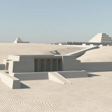 [Tools] Archaeologists and Egyptologists are now visiting Saqqara in 3D