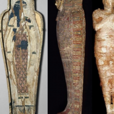 [Article] First Pregnant Egyptian Mummy Found